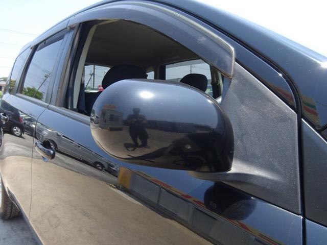15X メモリーナビ Bluetooth ワンセグTV バックカメラ ETC 社外14インチアルミホイール インテリキー セキュリティー 電格ミラー タイミングチェーン ABS サイドドアバイザー 後期型(59枚目)