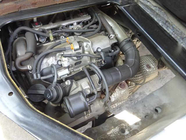PZターボ メモリーナビ Bluetooth 地デジTV 電動スライドドア ETC HIDライト フォグライト タイミングチェーン 純正13インチアルミホイール リヤスポイラー キーレスキー ABS 後期型(4枚目)