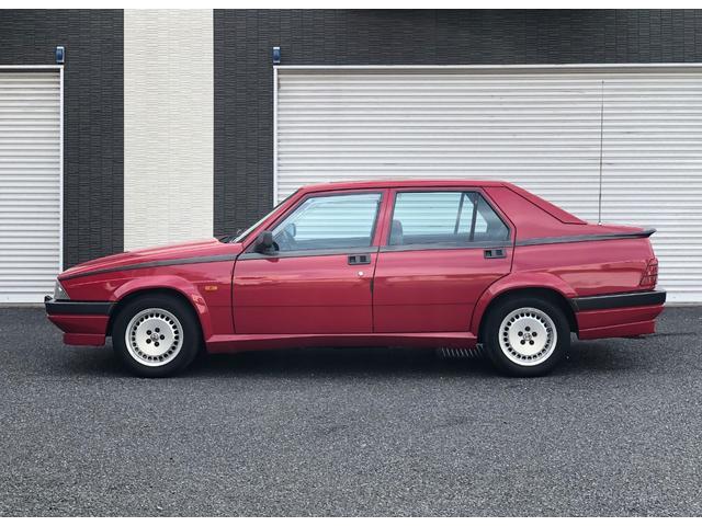 「アルファロメオ」「アルファ75」「セダン」「神奈川県」の中古車7
