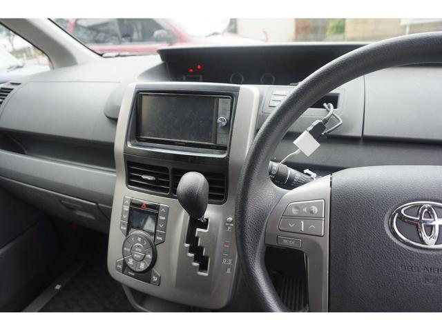 トヨタ ノア X スマートエディション HDDナビ