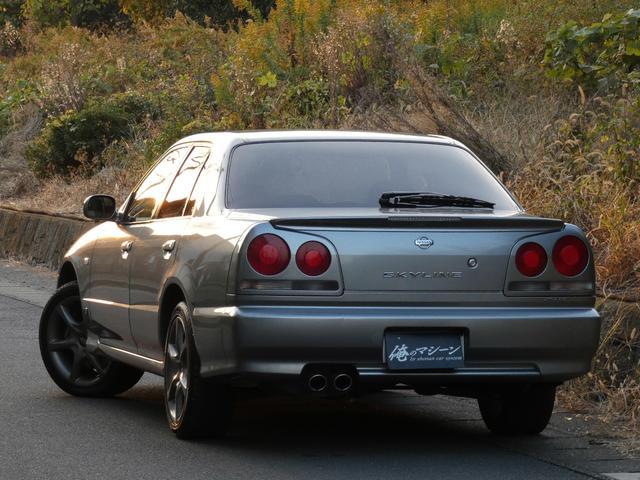 25GT-V 5速マニュアル 1オーナー車 タイベル・クラッチ・イグニッションコイル・プラグ・ラジエーター日産にて交換済み 機関良良好車 クラッチ本当軽い(9枚目)
