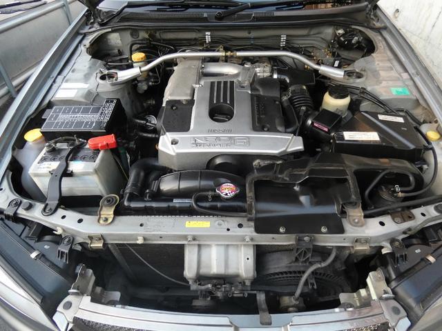 25GT-V 5速マニュアル 1オーナー車 タイベル・クラッチ・イグニッションコイル・プラグ・ラジエーター日産にて交換済み 機関良良好車 クラッチ本当軽い(27枚目)