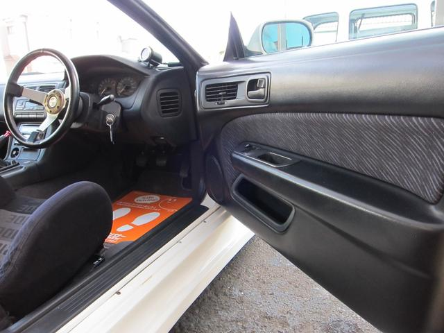 日産 シルビア K's タイプS フルエアロ前置IC車高調マフラー18AW