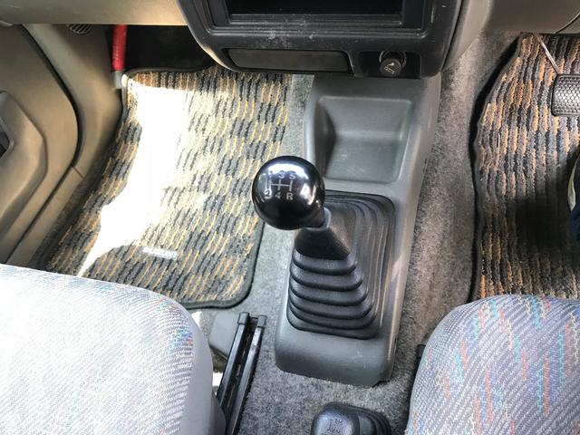スズキ ジムニー XC 4WD 5MT アルミ キーレス