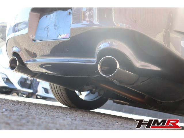ベースグレード アドバン17AW テイン車高調 サード触媒 モデューロトランクスポイラー(13枚目)