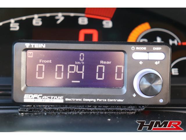 ベースグレード アドバン17AW テイン車高調 サード触媒 モデューロトランクスポイラー(32枚目)