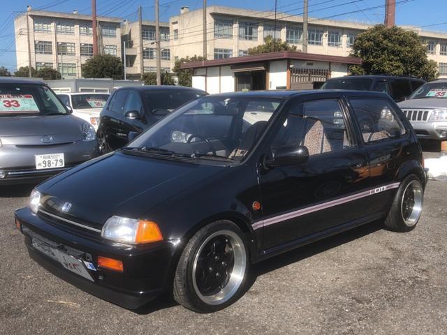 「ホンダ」「シティ」「コンパクトカー」「神奈川県」の中古車4