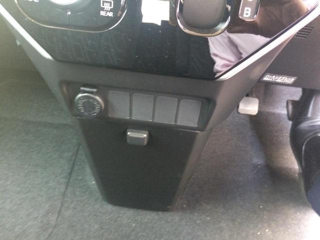 カスタムG SAII 両側パワースライドドア ツートンカラー クルーズコントロール 禁煙車 スマートアシストII スマートキー プッシュスタート(26枚目)