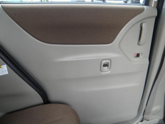 G ETC 片側電動スライドドア プッシュスタート スマートキー 電動ミラー CD Hレベライザー サイドバイザー タイミングチェーン ベンチシート オートエアコン パワステ ABS エアバック(27枚目)