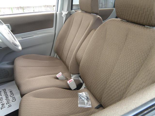 G ETC 片側電動スライドドア プッシュスタート スマートキー 電動ミラー CD Hレベライザー サイドバイザー タイミングチェーン ベンチシート オートエアコン パワステ ABS エアバック(34枚目)
