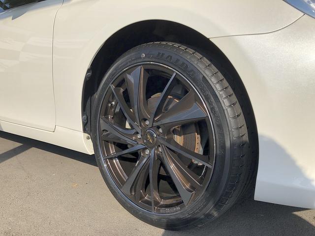 250G 純正ナビ 新品タイヤ 社外アルミ19インチ(11枚目)