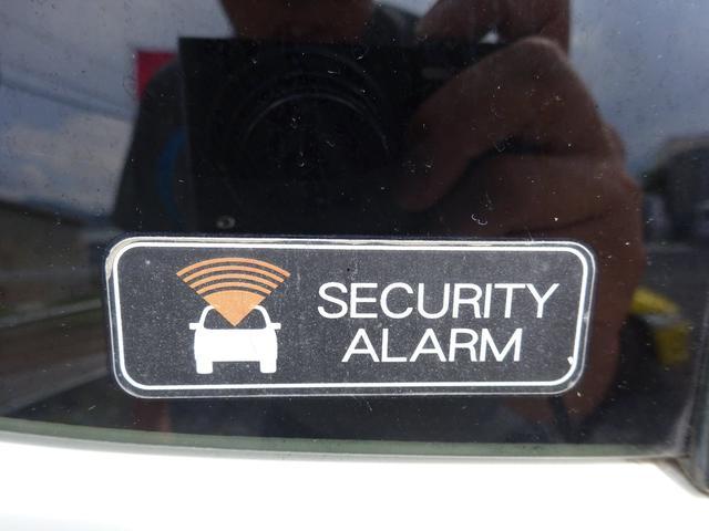 盗難防止装置付きで安心