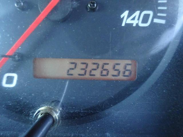 ベースグレード 走行233000キロ タイミングベルト交換済 3AT キーレス エアコン パワステ Wエアバック 前席パワーウィンドウ 社外CD ヘッドガスケット交換済 現状販売車(37枚目)