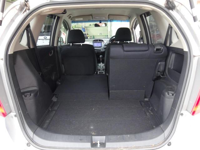 13G・スマートセレクション 平成24年式 走行10000キロ タイミングチェーン スマートキー メモリーナビ バックカメラ ワンセグTV エアコン パワステ フル装備 盗難防止装置 電動格納ミラー フルフラットシート ETC(19枚目)