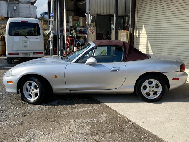 「マツダ」「ロードスター」「オープンカー」「神奈川県」の中古車4
