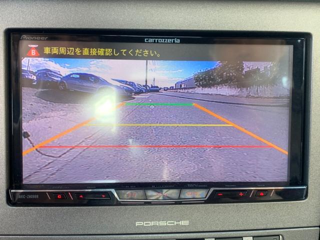 911カレラ サイバーナビ フルセグTV バックカメラ ブルートゥース接続 キーレス ETC 純正19インチアルミホイール クルコン CD/DVD再生 ミュージックサーバー シートヒーター 盗難防止装置(10枚目)