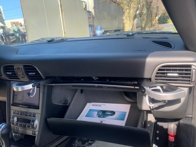 911カレラ サイバーナビ フルセグTV バックカメラ ブルートゥース接続 キーレス ETC 純正19インチアルミホイール クルコン CD/DVD再生 ミュージックサーバー シートヒーター 盗難防止装置(29枚目)