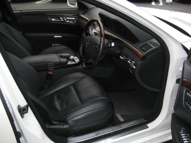 S550 AMG仕様 ロアアーム・タイロッド左右新品交換済み(17枚目)