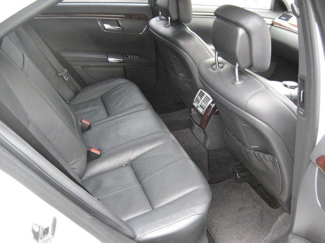 S550 AMG仕様 ロアアーム・タイロッド左右新品交換済み(18枚目)
