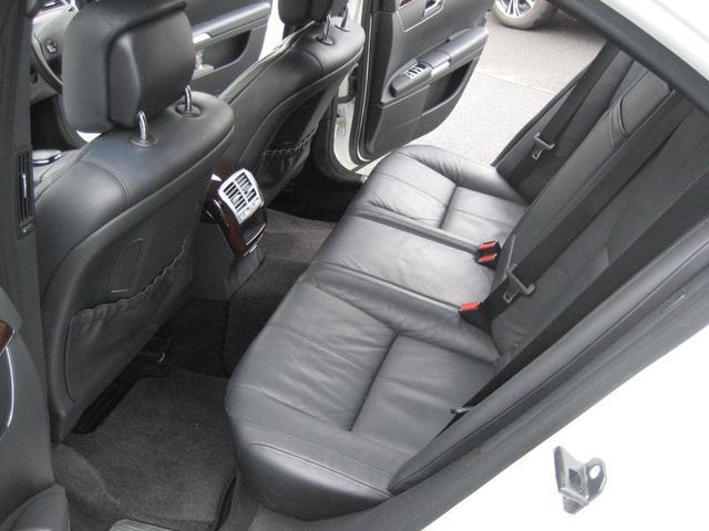 S550 AMG仕様 ロアアーム・タイロッド左右新品交換済み(20枚目)