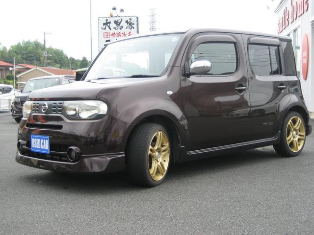 「日産」「キューブ」「ミニバン・ワンボックス」「神奈川県」の中古車7