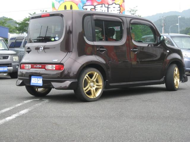 「日産」「キューブ」「ミニバン・ワンボックス」「神奈川県」の中古車8
