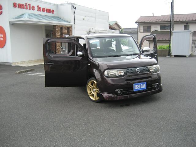 「日産」「キューブ」「ミニバン・ワンボックス」「神奈川県」の中古車40