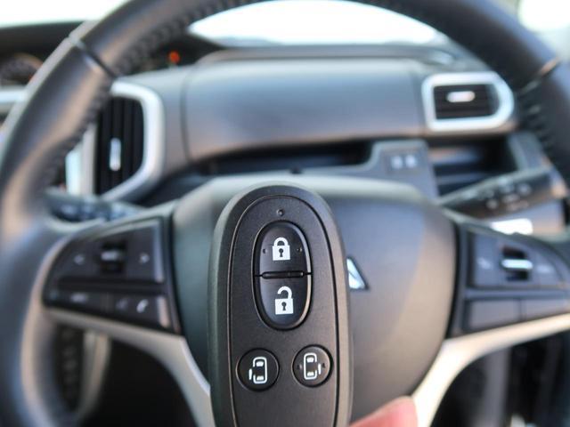 ハイブリッドMZ 社外SDナビ バックカメラ 両側電動スライドドア 衝突軽減装置 車線逸脱防止装置 クルーズコントロール アイドリングストップ スマートプッシュスタート ETC 4WD(27枚目)