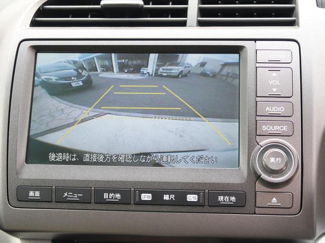 RSZ Sパッケージ ホンダHDDインターナビ バックカメラ 17インチAW HIDヘッドライト ETC パドルシフト キーレスエントリー(4枚目)