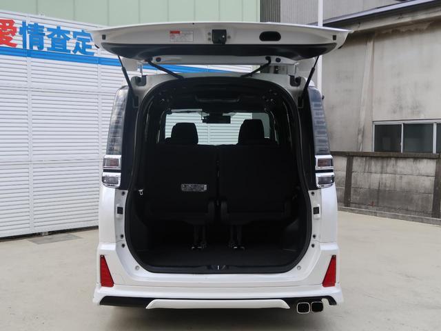 ZS 煌 ビッグX11 トヨタセーフティセンス リアモニター 両側電動スライドドア モデリスタエアロ クルーズコントロール ETC ドライブレコーダー 禁煙車(25枚目)
