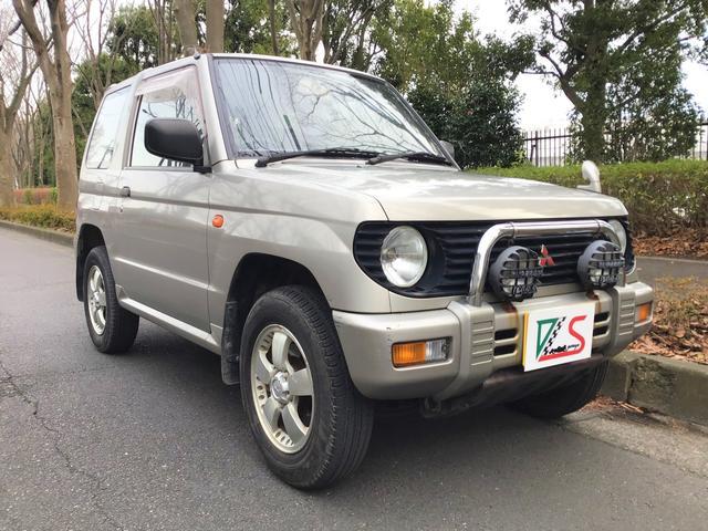 「三菱」「パジェロミニ」「コンパクトカー」「東京都」の中古車2