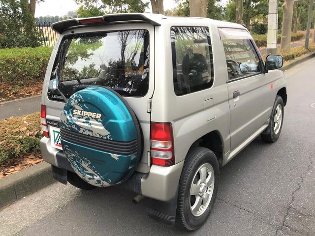「三菱」「パジェロミニ」「コンパクトカー」「東京都」の中古車5