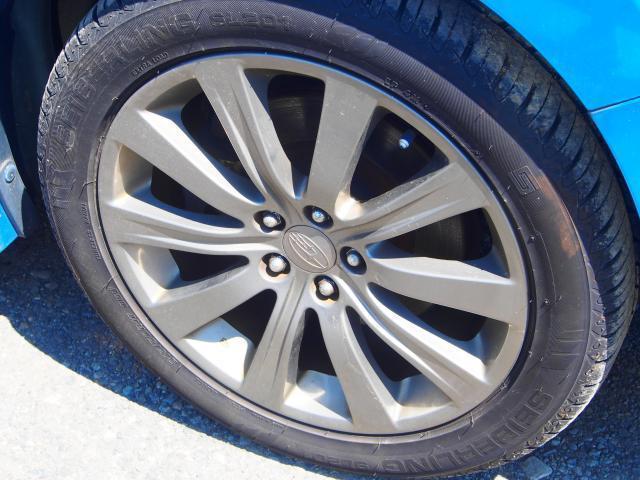 2.0GT ターボ サンルーフ ハーフレザーシート 4WD HDDナビ ワンセグ すスマートインテリキー 車検整備 ステアリングコントロール クルーズコントロール ETC 電動格納ミラー DVD(20枚目)