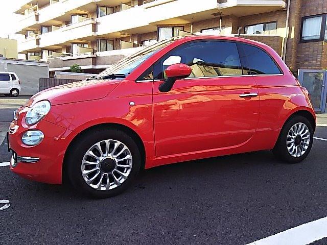 「フィアット」「フィアット 500」「コンパクトカー」「神奈川県」の中古車35