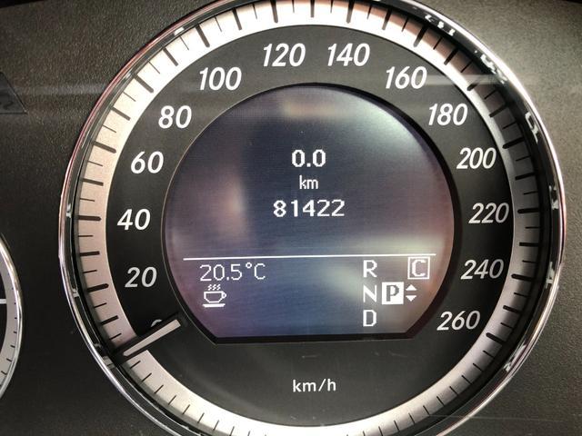 E350 ステーションワゴン アバンギャルド ブラック・本革シート・地デジ・HDDナビ・バックカメラ・ETC・プッシュスタート(15枚目)