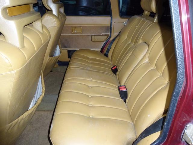 ボルボ ボルボ 240クラシックワゴン 200台限定車 ベージュ革シート