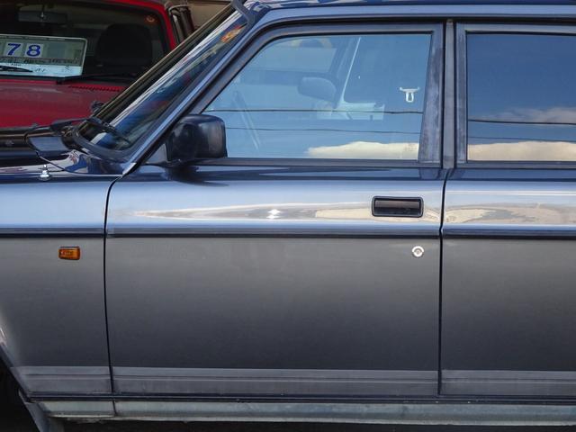 ボルボ ボルボ 240クラシックワゴン 最終モデル限定車 本革シート
