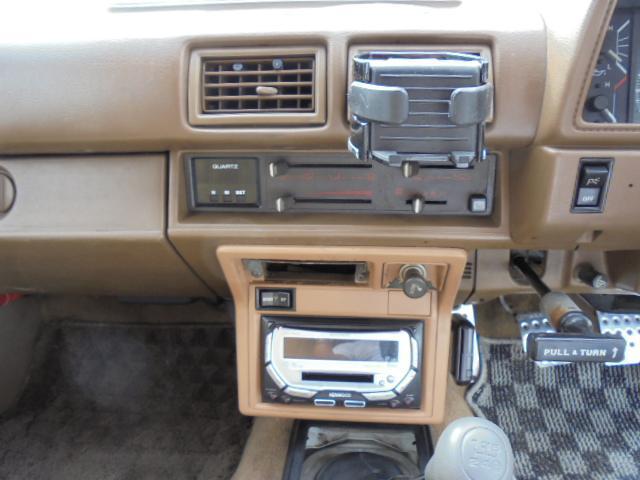 SSRリミテッド 幌公認リフトアップ社外16AWガソリン車(12枚目)