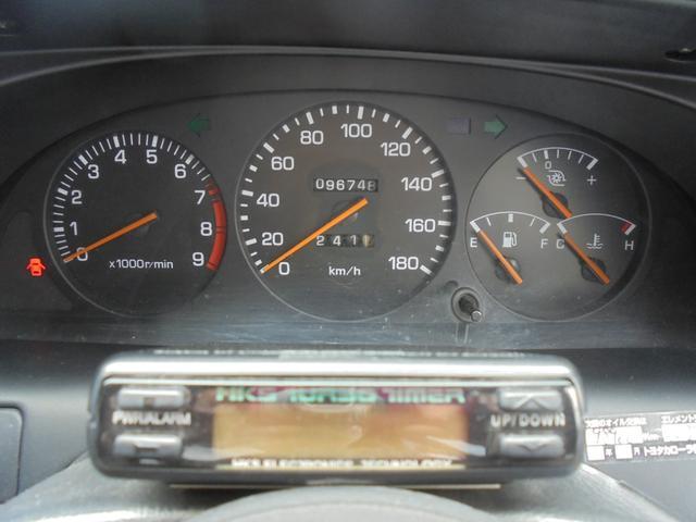 トヨタ セリカ GT-FOUR RC 限定車momoステRスポOZ16AW