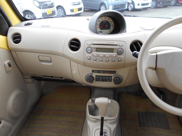 ダイハツ エッセ X 電動格納ミラー 4速オートマ プライバシーガラス