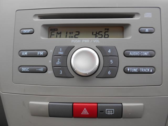 ダイハツ ミラ Xスペシャル セキュリティアラーム 電格ミラー CDチューナ