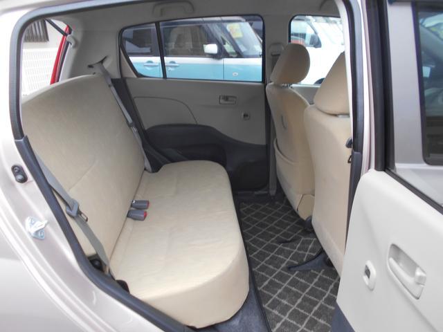 X 電動格納ミラープライバシーガラスキーレス軽自動車(10枚目)