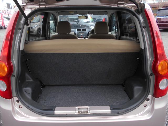 X 電動格納ミラープライバシーガラスキーレス軽自動車(11枚目)