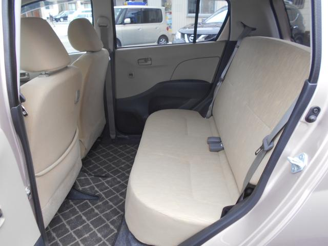 X 電動格納ミラープライバシーガラスキーレス軽自動車(12枚目)