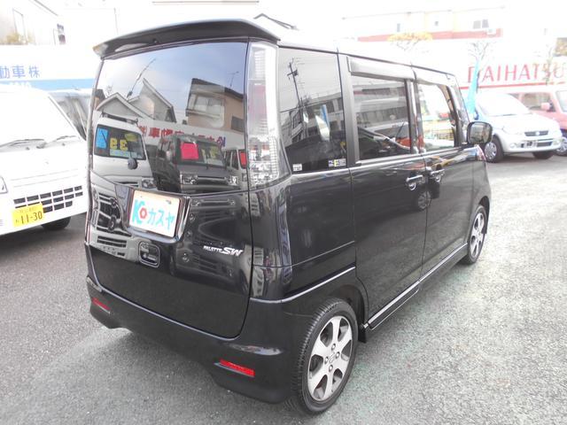 XS オートスライドドアHIDライトプッシュスタート軽自動車(3枚目)
