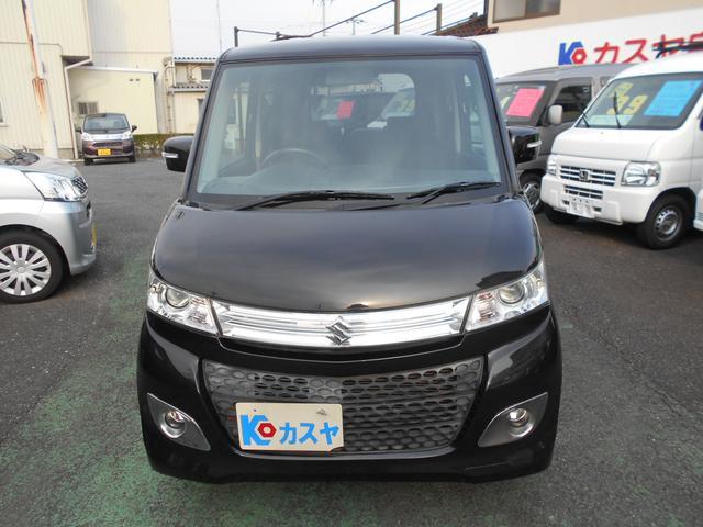 XS オートスライドドアHIDライトプッシュスタート軽自動車(5枚目)