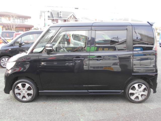 XS オートスライドドアHIDライトプッシュスタート軽自動車(8枚目)