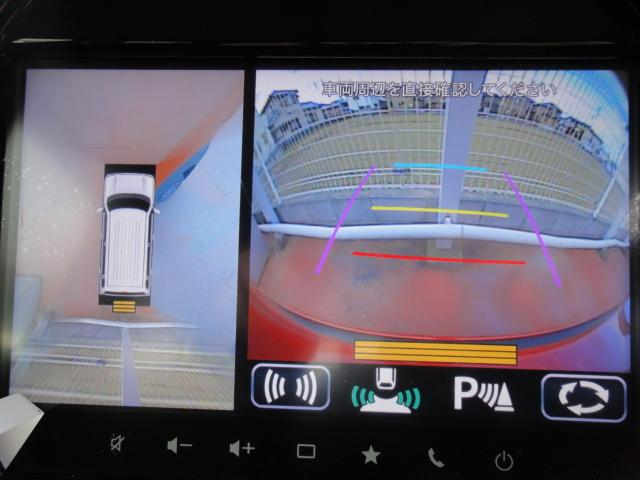 HYBRID Xターボ 全方位カメラ付き(11枚目)