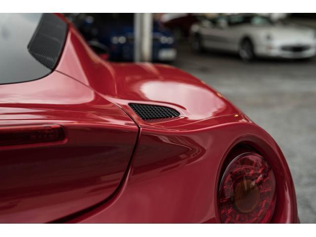 アルファロメオ アルファロメオ 4C スポルティバ ペレ プレミアムパック オーリンズ車高調 ナビ