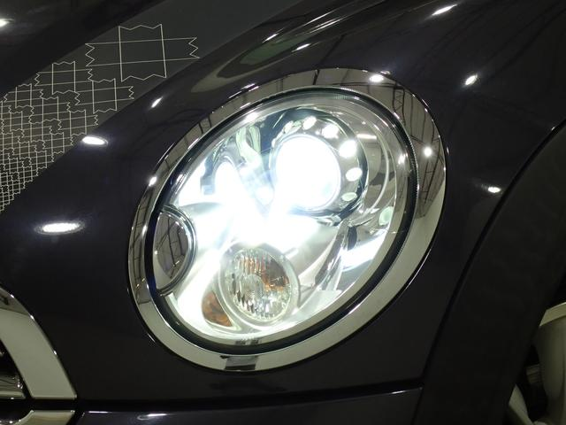 クーパー クリスタル 限定車 レザーシート シートヒーター ETC プロジェクターHIDヘッドライト(4枚目)